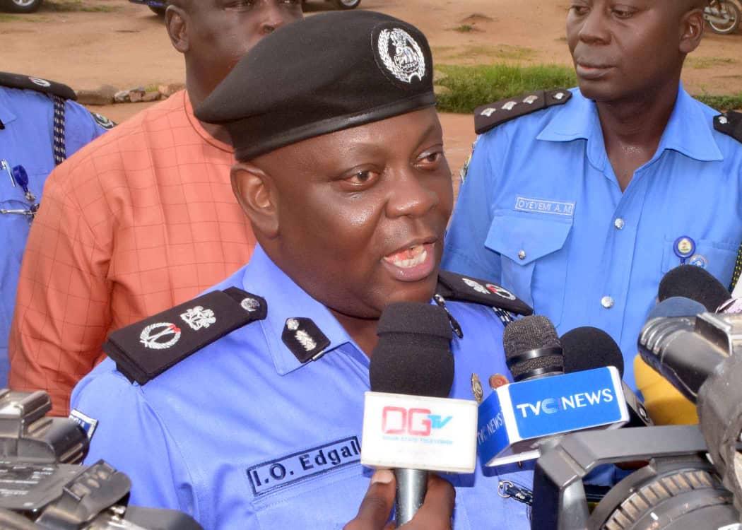 New CP resumes duty in Ogun