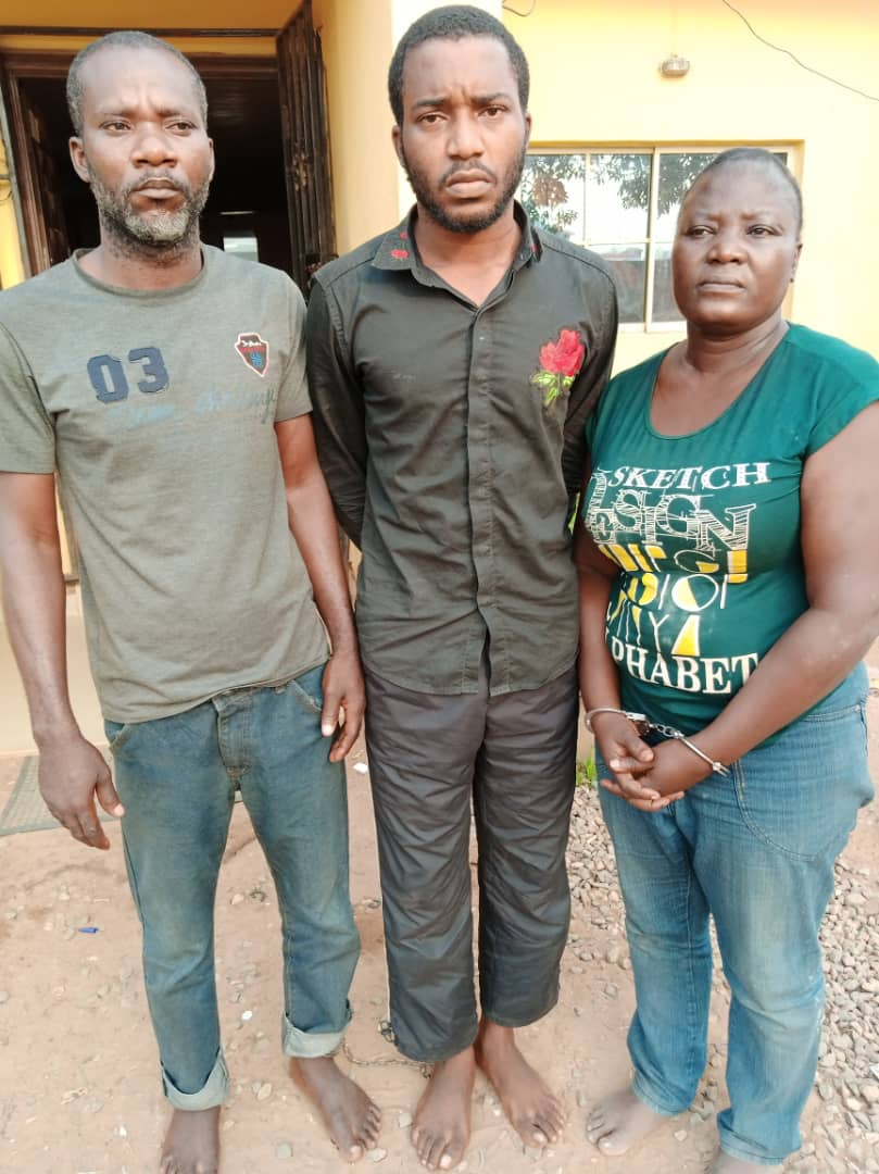 How I gave N210,000 to pastor so he can make concoction for me over my spiritual problem, says killer- son- mother