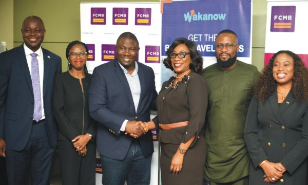 FCMB, WAKANOW SEAL PARTNERSHIP ON CONVENIENT AND AFFORDABLE TRAVEL PACKAGE