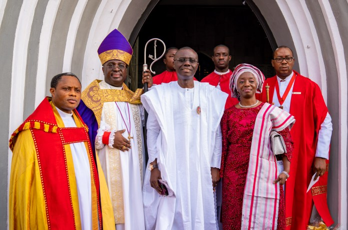 Xmas gift: Sanwo-Olu frees 6 inmates, commuted 3 on death row to life