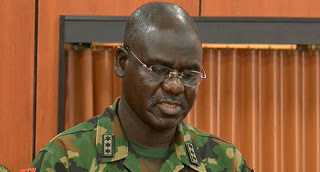 Discharge Your Duties With Utmost Professionalism..Buratai Tells Soldiers