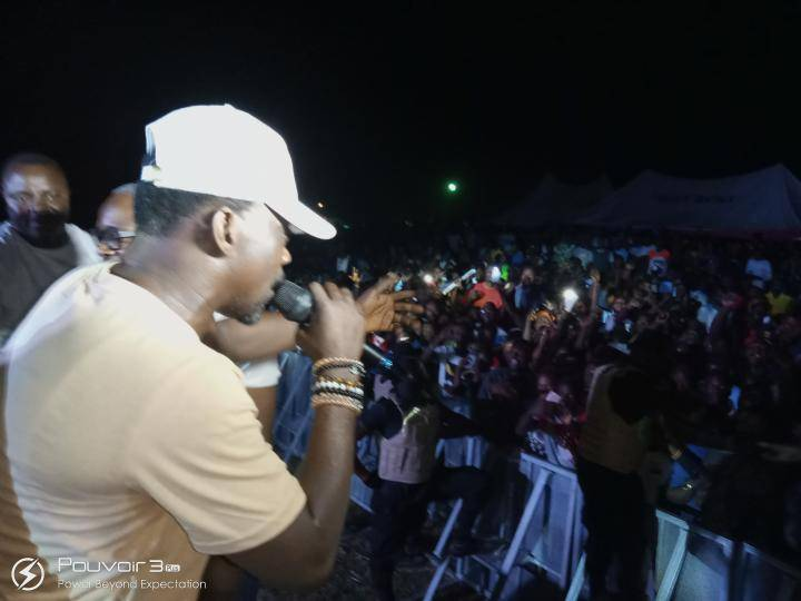 Pasuma, RK1, Others Thrilled Audience at Ajilete Carnival in Ogbomoso