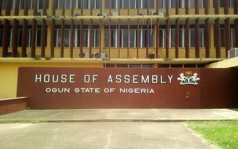 Ogun Assembly Passes 2020 Appropriation Bill, Increases Capital Vote By Over N2bn