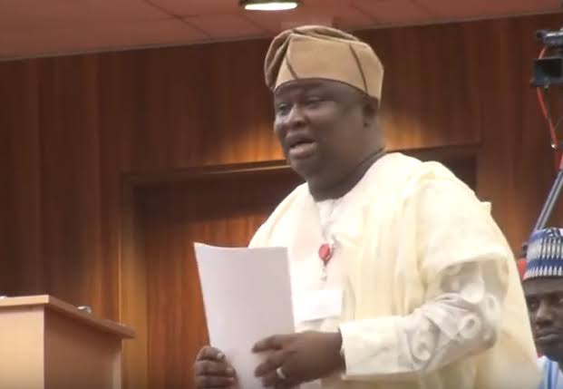$30bn loan necessary for development, Sen. Adeola