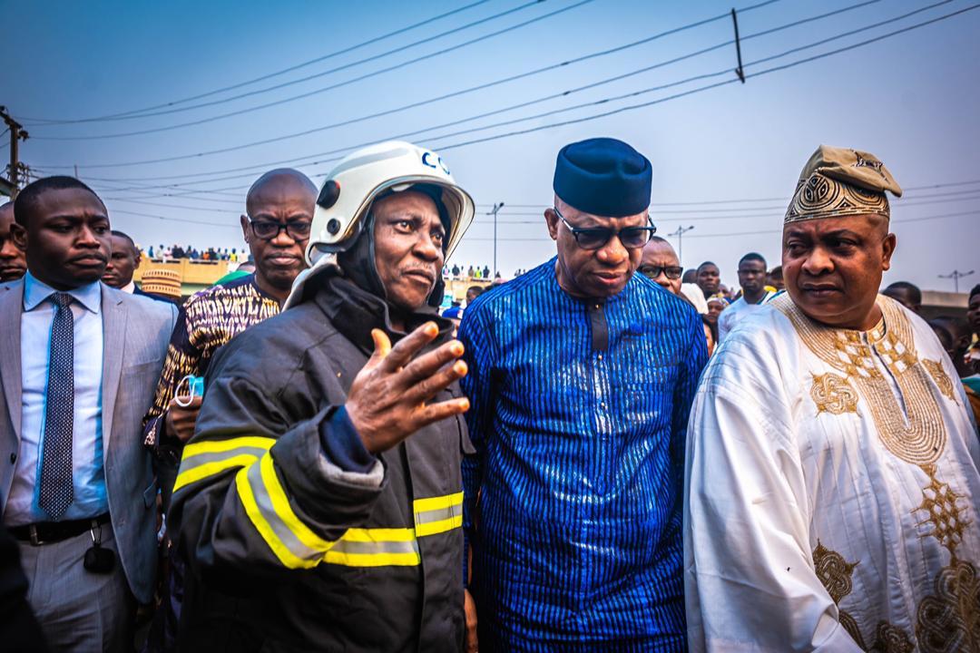 We'll Rebuild Sabo Market, Abiodun Assures Affected Traders