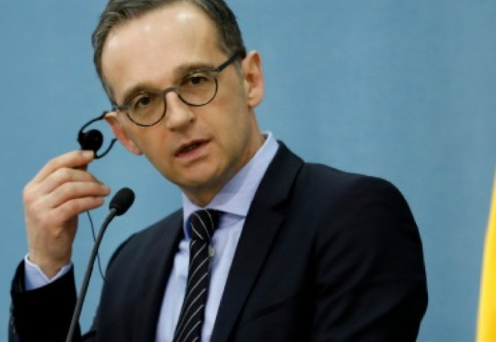 German Calls For Sanctions Against States Delivering Arms To Libya
