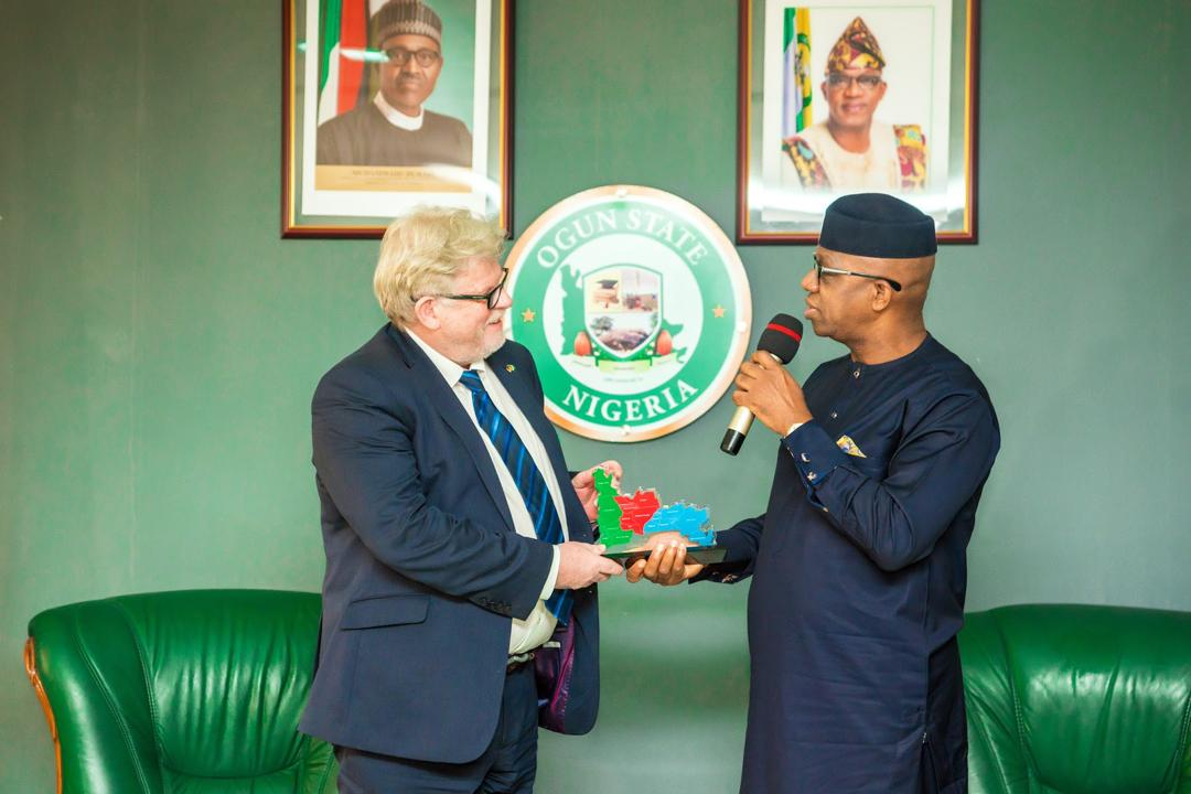 Our reforms are to attract more investors to Ogun, Abiodun