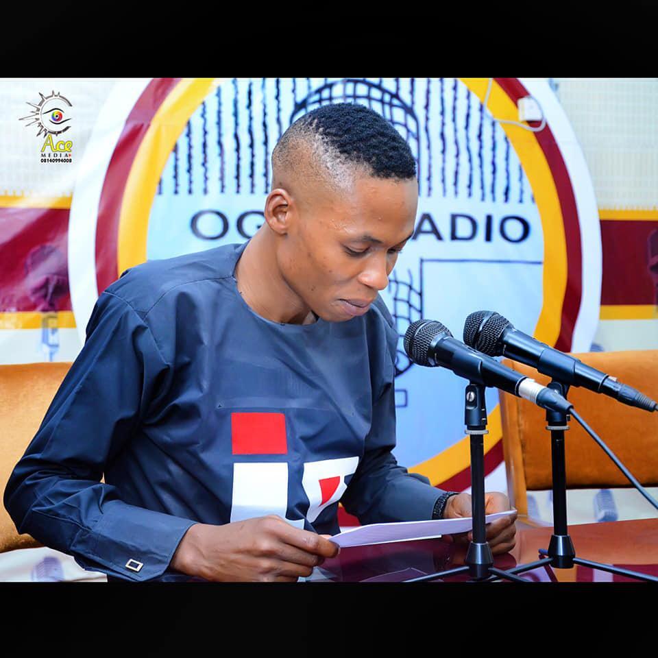 Samuel Oluwatosin Adeneye: The Passionate And Outstanding Media Personality