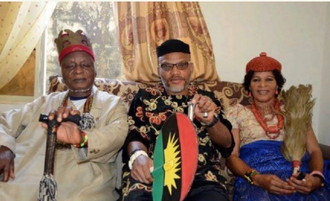 Allow Us Bury Nnamdi Kanu's Parents In Peace – Kinsmen Tells FG, IPOB