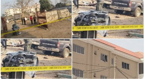 Bomb Explodes At Ekiti Old Governor's Office