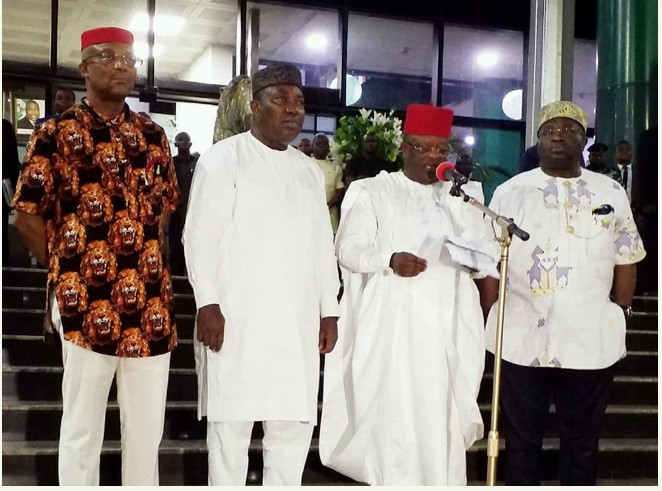 Amotekun: South East Governors To Create Regional Security Outfit