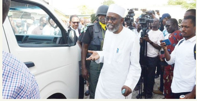 Ex-Attorney-General Of The Federation, Adoke Rejects EFCC Custody, Prefers Kuje Prison