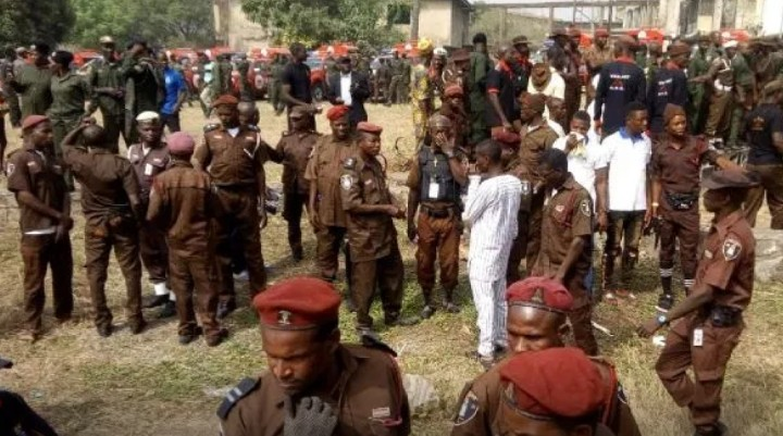 Beating Amotekun Officer Attracts N.25m Fine, Jail Term