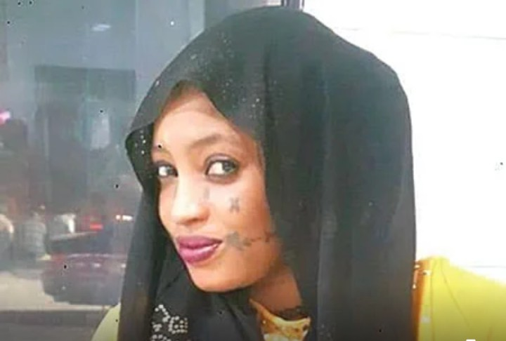 Hauwa, the kidnapper who lures her male victims with her beauty