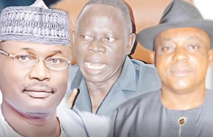 How Oshiomhole, Omo-Agege, Sylva, others lost out in South-South power game