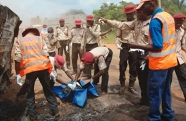 FRSC records 59 deaths from Lagos, Ogun road crashes in January