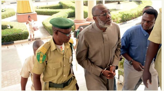 Court Finds Olisa Metuh Guilty Of Laundering N400 Million by References