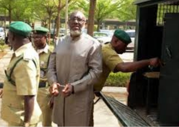 Olisa Metuh Sentenced To Seven Years In Prison After Four-Year Trial