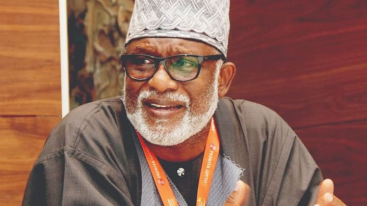 COVID-19: Akeredolu bans political, social gatherings, orders civil servant to sit at home