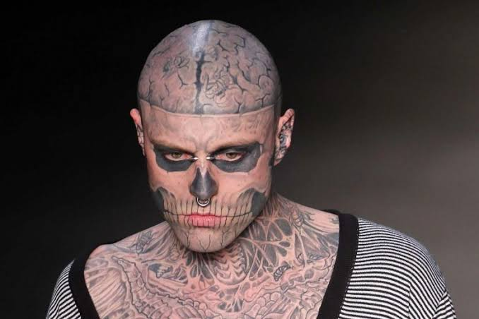 How Man who spent $30 on 139 tattoos ended his life