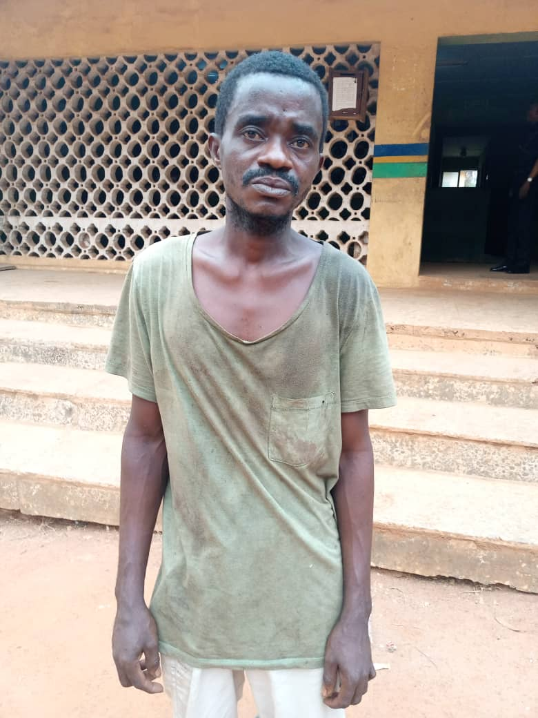 Why I hacked my 50-year-old neighbour to death, suspect