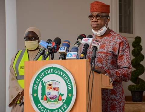 Ogun Journalists walk out from media briefing, as Governor Abiodun Delayed