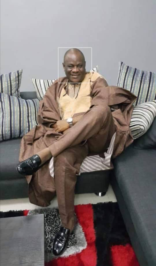 Alhaji Tunde Ologburo, a man after God's heart
