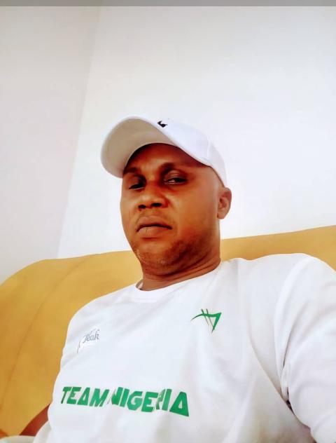 Ogun Para-Powerlifter Celebrates Hon. Soname On His Birthday