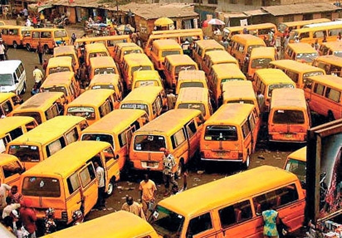Lagos seizes 400 danfo buses for violating restriction order