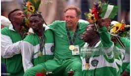 """Bonfrere Jo: """"I am proud to be part of the Nigerian football system"""""""