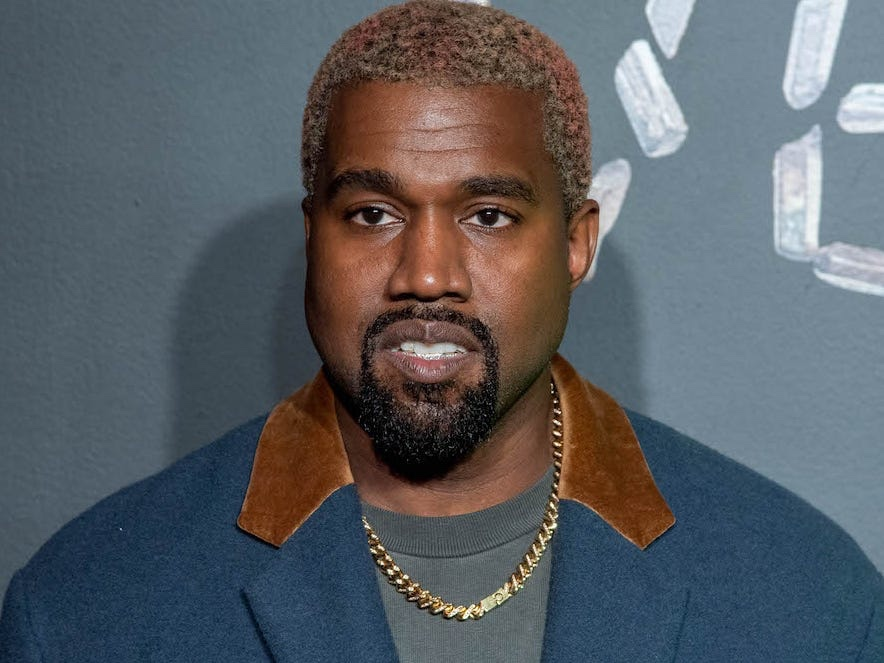 Kanye West is the richest musician in the world