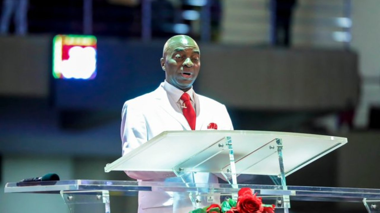 COVID-19: I smell rat over closure of church, says Oyedepo