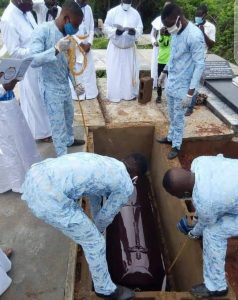 Tears As Pa. Kasunmu Finally Buried In Ogun