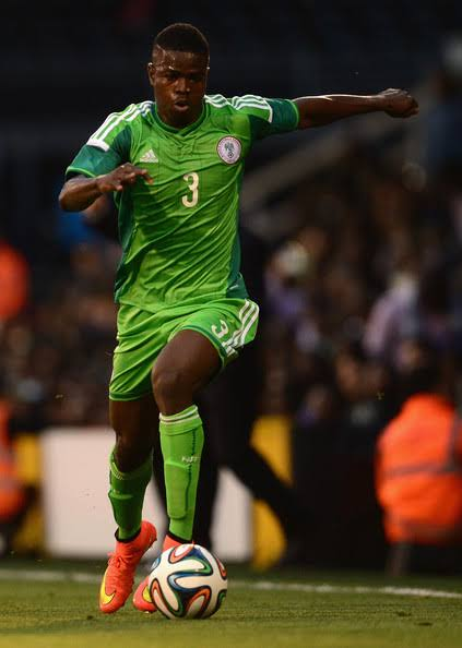 Why I didn't enjoy 2010 World Cup in South Africa – Super Eagles star, Elderson Echiejile explains