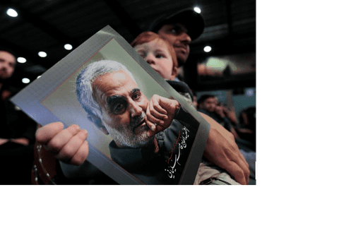 Court sentenced informant who provided information to US on whereabouts of Soleimani to death