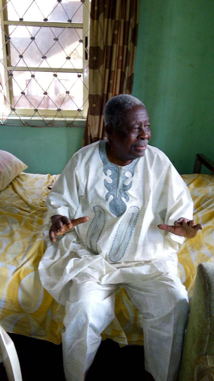 Oludare Mayowa plans big for father's burial