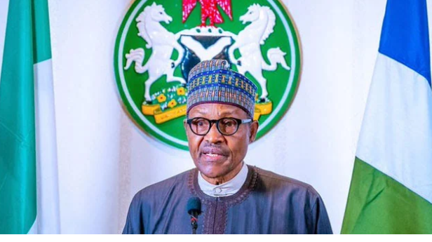 Buhari's Full Speech On Democracy Day