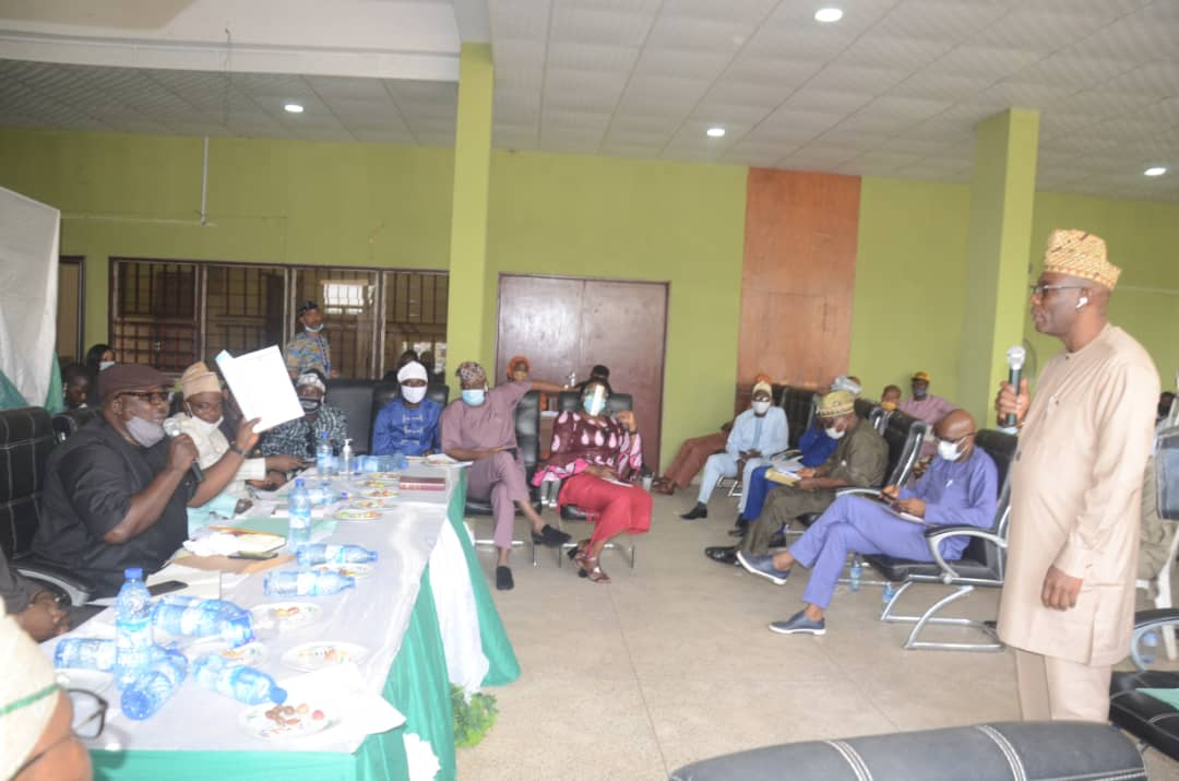 Ogun Assembly To unravel, Block Leakages On Fake Ticketing To Improve IGR
