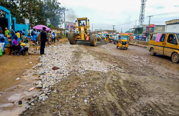 Sango-Ota Protests: Abiodun Calls for Patience over Poor State of Federal Roads, As State Commences Palliative, Reconstruction